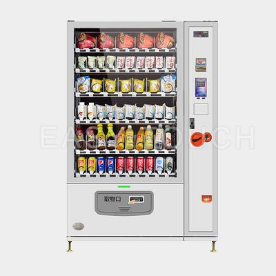 Glass-front Spiral Vending Machine<br>(FD60 Series)