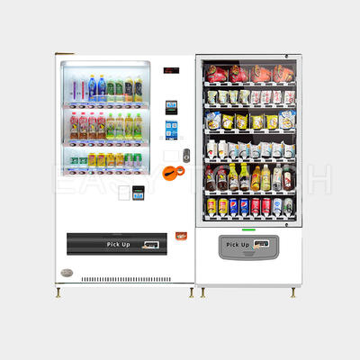 Combination Vending Machine<br>(Master+ Slave)